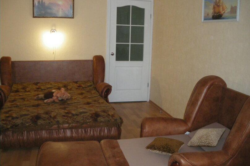 1-комн. квартира, 40 кв.м. на 4 человека, улица Подвойского, 36, Гурзуф - Фотография 8