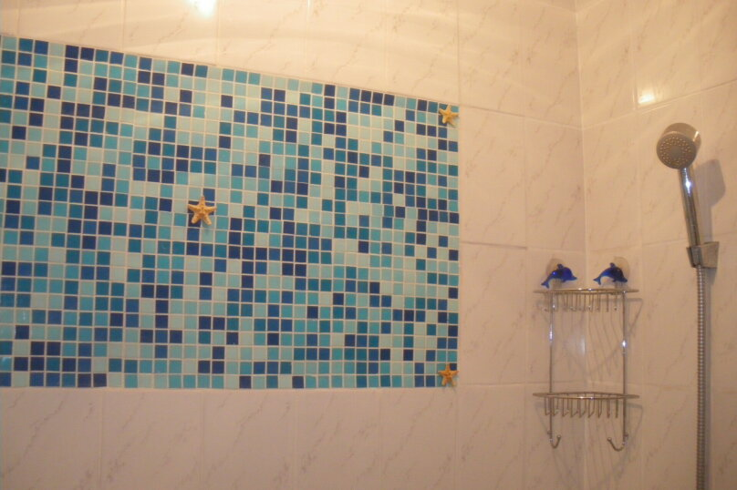 1-комн. квартира, 40 кв.м. на 4 человека, улица Подвойского, 36, Гурзуф - Фотография 9