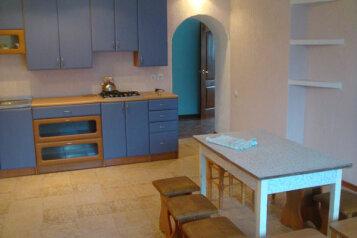 Коттедж для отдыха 1 этаж, 61 кв.м. на 8 человек, 3 спальни, переулок Леонова, поселок Приморский, Феодосия - Фотография 3