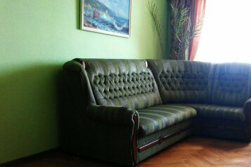 2-комн. квартира, 52 кв.м. на 5 человек, улица Сурикова, 12, Алупка - Фотография 4