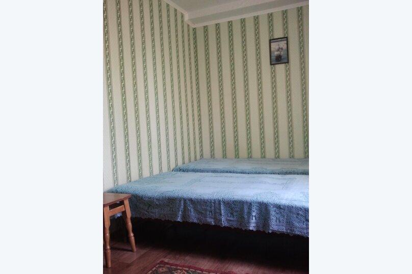 Двухместный номер с окном, улица Дмитрия Ульянова, 4, Динамо, Феодосия - Фотография 3