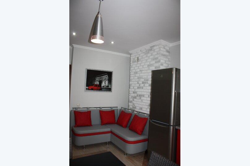 2-комн. квартира, 65 кв.м. на 4 человека, улица Адмирала Фадеева, 30, Севастополь - Фотография 8