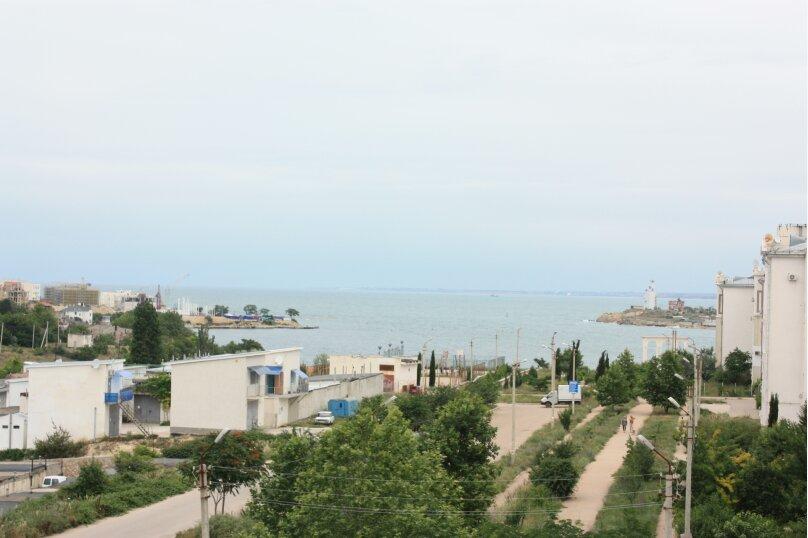 2-комн. квартира, 65 кв.м. на 4 человека, улица Адмирала Фадеева, 30, Севастополь - Фотография 14