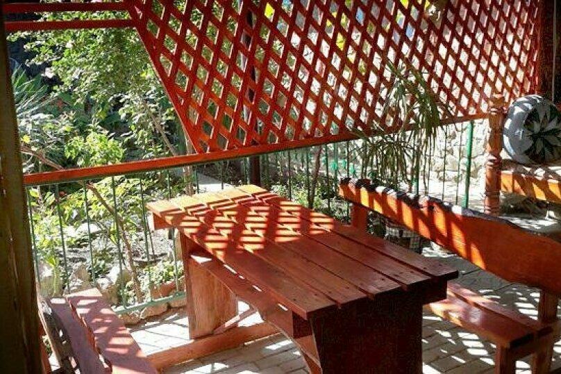 Двухместный в деревянном оформлении с кухней , Консервный переулок, 6, Динамо, Феодосия - Фотография 6