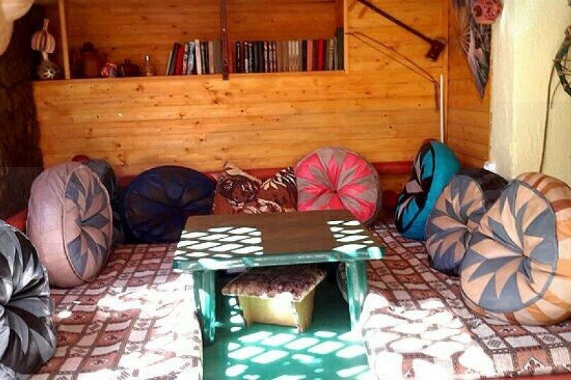 Двухместный в деревянном оформлении с кухней , Консервный переулок, 6, Динамо, Феодосия - Фотография 7