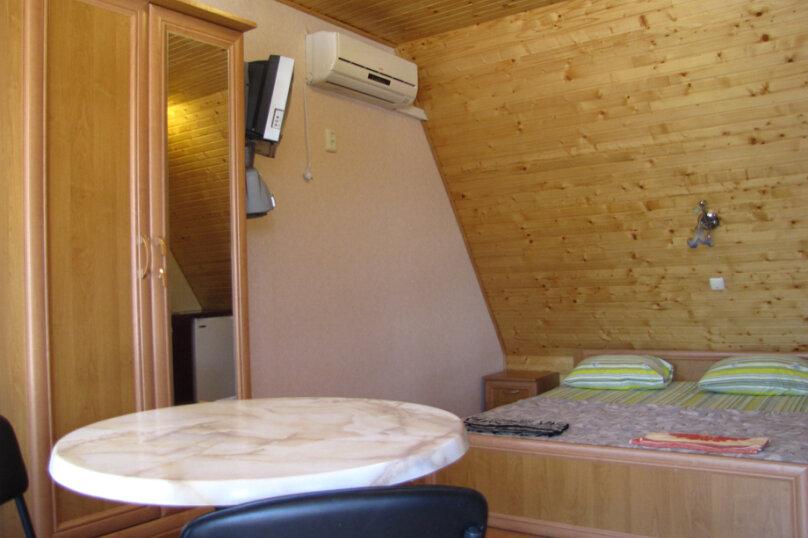 Двухместный в деревянном оформлении с кухней , Консервный переулок, 6, Динамо, Феодосия - Фотография 14