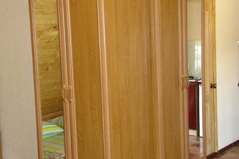 Двухместный в деревянном оформлении с кухней , Консервный переулок, 6, Динамо, Феодосия - Фотография 16