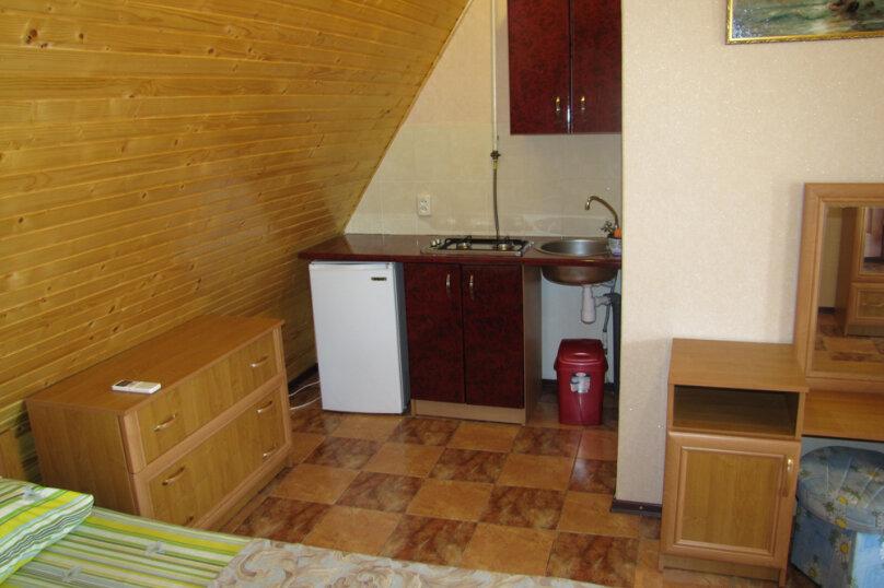 Двухместный в деревянном оформлении с кухней , Консервный переулок, 6, Динамо, Феодосия - Фотография 19
