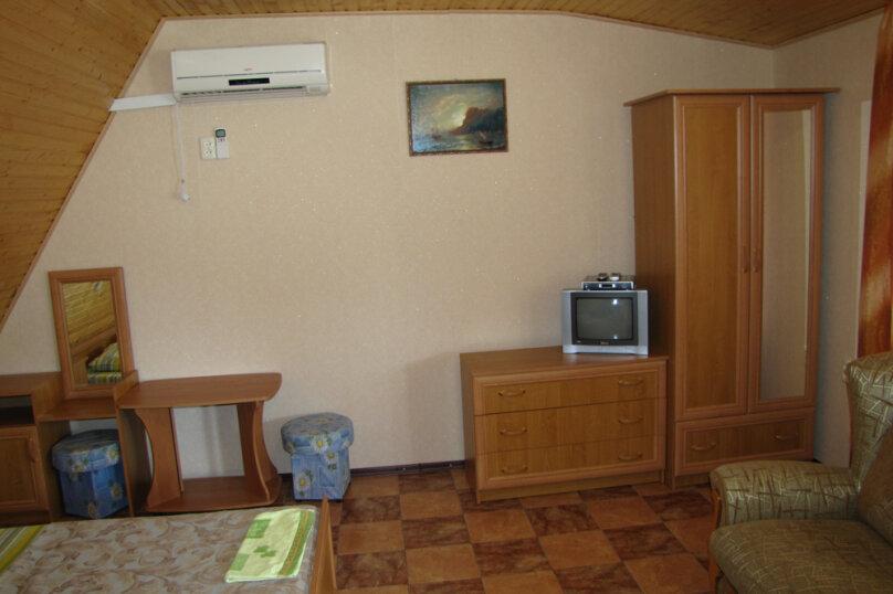 Двухместный в деревянном оформлении с кухней , Консервный переулок, 6, Динамо, Феодосия - Фотография 21