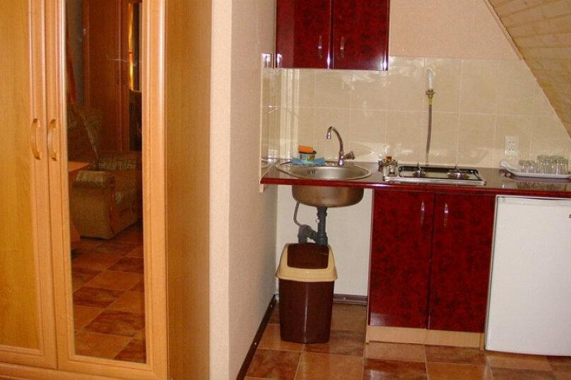 Двухместный в деревянном оформлении с кухней , Консервный переулок, 6, Динамо, Феодосия - Фотография 22