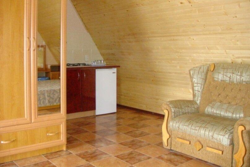 Двухместный в деревянном оформлении с кухней , Консервный переулок, 6, Динамо, Феодосия - Фотография 23