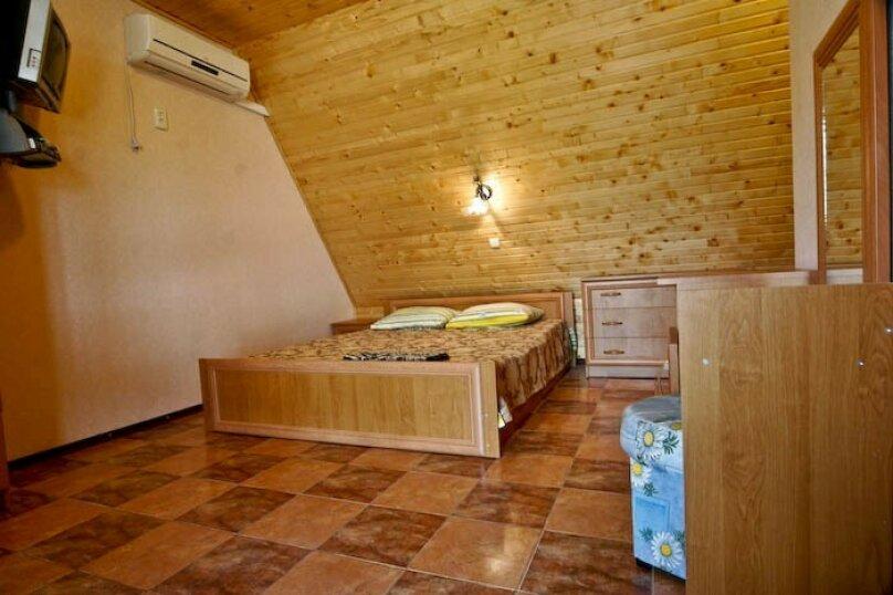 Двухместный в деревянном оформлении с кухней , Консервный переулок, 6, Динамо, Феодосия - Фотография 42