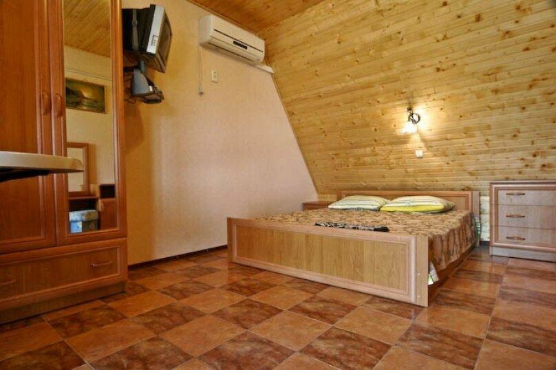 Двухместный в деревянном оформлении с кухней , Консервный переулок, 6, Динамо, Феодосия - Фотография 43