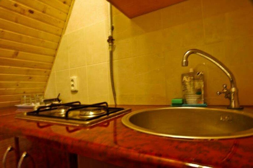Двухместный в деревянном оформлении с кухней , Консервный переулок, 6, Динамо, Феодосия - Фотография 44