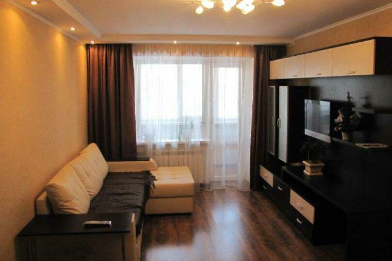 1-комн. квартира, 47 кв.м. на 4 человека, университетская, 29, Сургут - Фотография 1