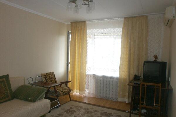 2-комн. квартира, 40 кв.м. на 3 человека, Яблоневая улица, 4, Судак - Фотография 1