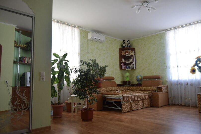 2-комн. квартира, 73 кв.м. на 6 человек, улица Айвазовского, 25А, Судак - Фотография 8