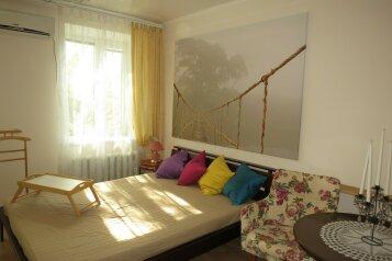2-комн. квартира, 60 кв.м. на 5 человек, Революционная, 12, Феодосия - Фотография 1