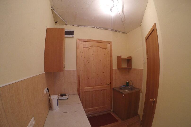 1-комн. квартира, 18 кв.м. на 1 человек, улица Королева, 14, Красноярск - Фотография 2