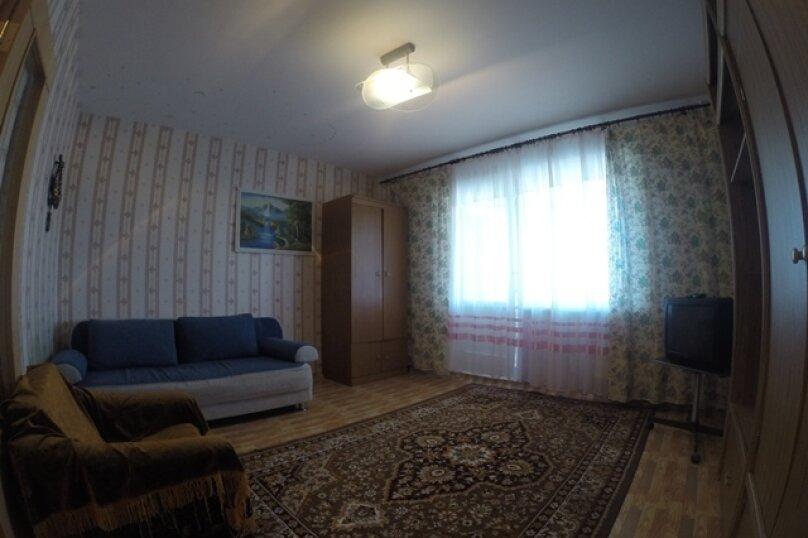 1-комн. квартира, 35 кв.м. на 1 человек, 3 Августа, 22-129, Красноярск - Фотография 2