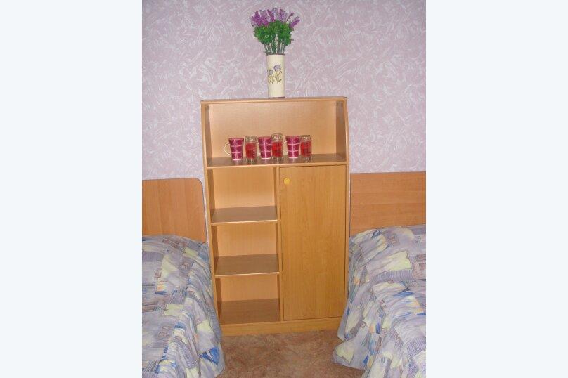 1-комнатный эконом № 4 , ж-дорожная, 7, поселок Приморский, Феодосия - Фотография 3