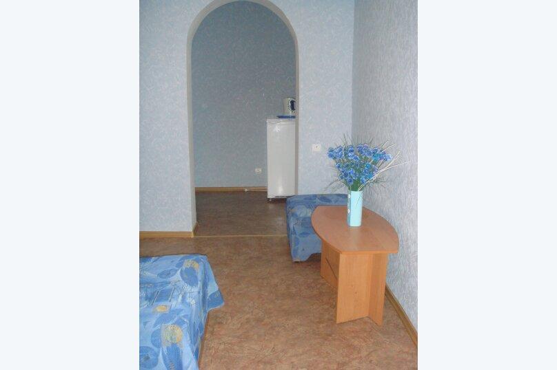 1-комнатный  3-местный № 7, ж-дорожная, 7, поселок Приморский, Феодосия - Фотография 6