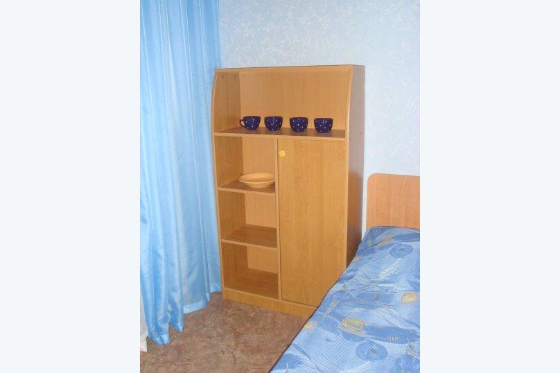 1-комнатный  3-местный № 7, ж-дорожная, 7, поселок Приморский, Феодосия - Фотография 8
