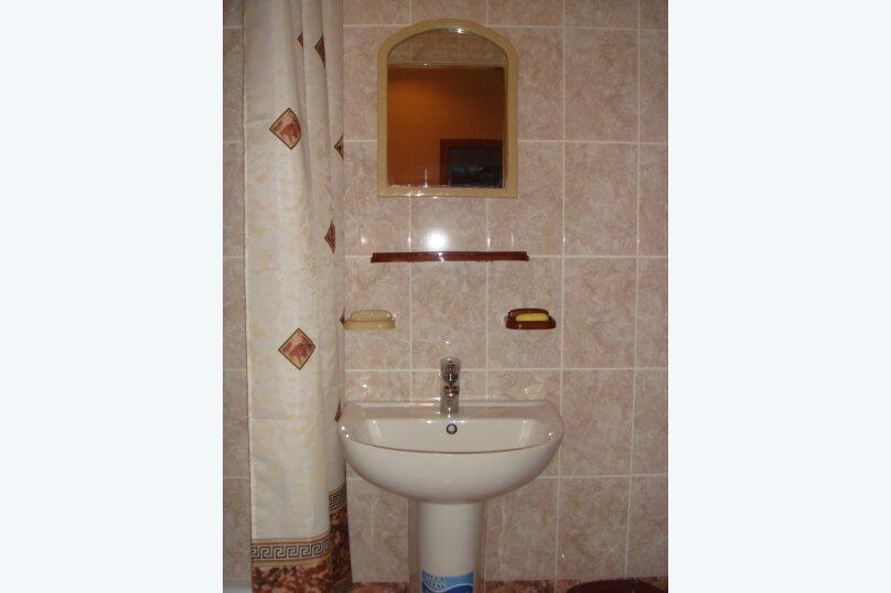1-комнатный люкс с балконом №9, ж-дорожная, 7, поселок Приморский, Феодосия - Фотография 3
