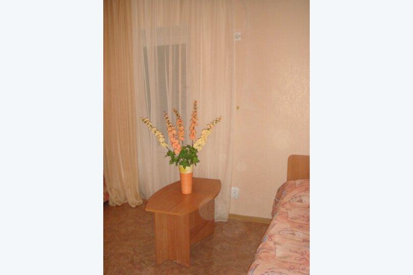 1-комнатный люкс с балконом №9, ж-дорожная, 7, поселок Приморский, Феодосия - Фотография 5