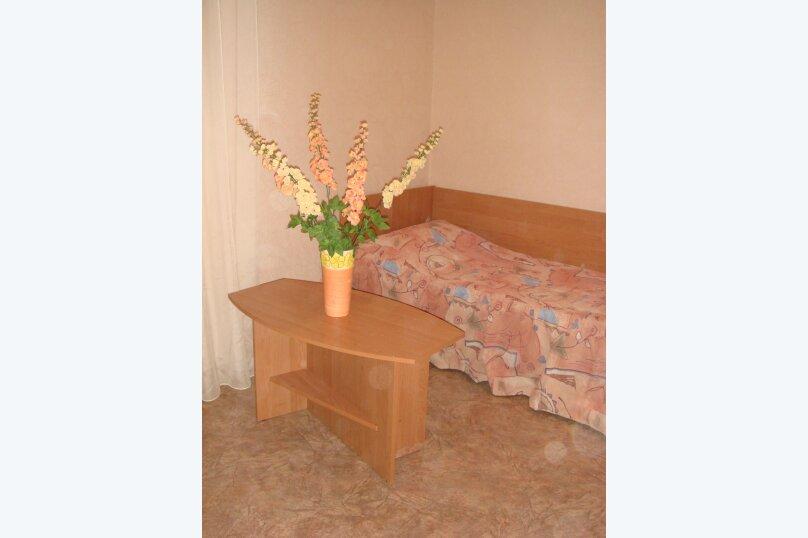 1-комнатный люкс с балконом №9, ж-дорожная, 7, поселок Приморский, Феодосия - Фотография 6