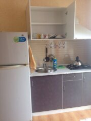 Коричневый дом на 2 +2 детей , 30 кв.м. на 3 человека, 2 спальни, Приморская улица, 7, Понизовка - Фотография 2