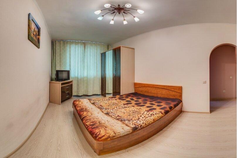 1-комн. квартира, 40 кв.м. на 3 человека, улица Блюхера, 71Б, Новосибирск - Фотография 2