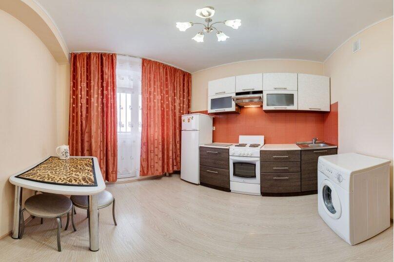 1-комн. квартира, 40 кв.м. на 3 человека, улица Блюхера, 71Б, Новосибирск - Фотография 3