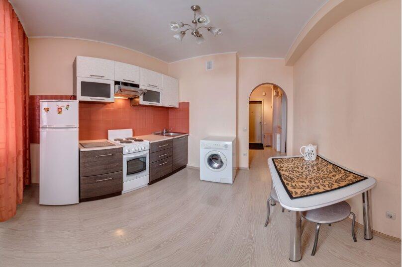 1-комн. квартира, 40 кв.м. на 3 человека, улица Блюхера, 71Б, Новосибирск - Фотография 5