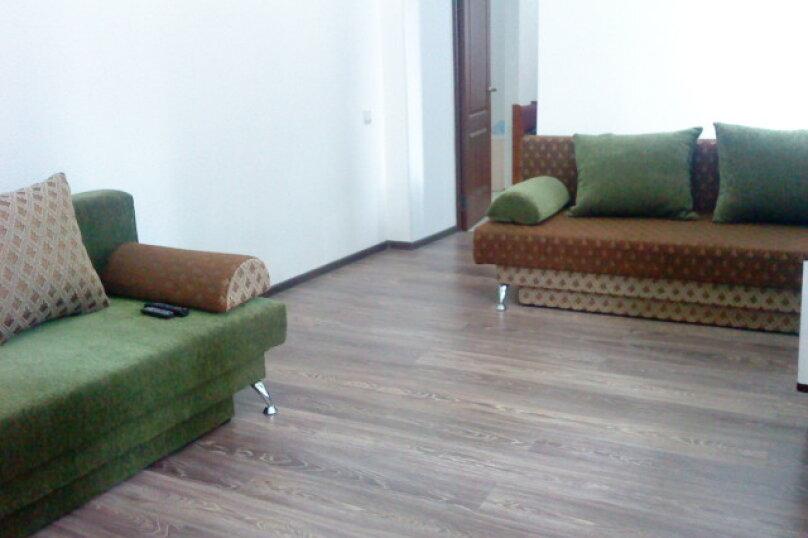 2-комн. квартира, 55 кв.м. на 6 человек, улица Богдана Хмельницкого, 21, Симферополь - Фотография 4