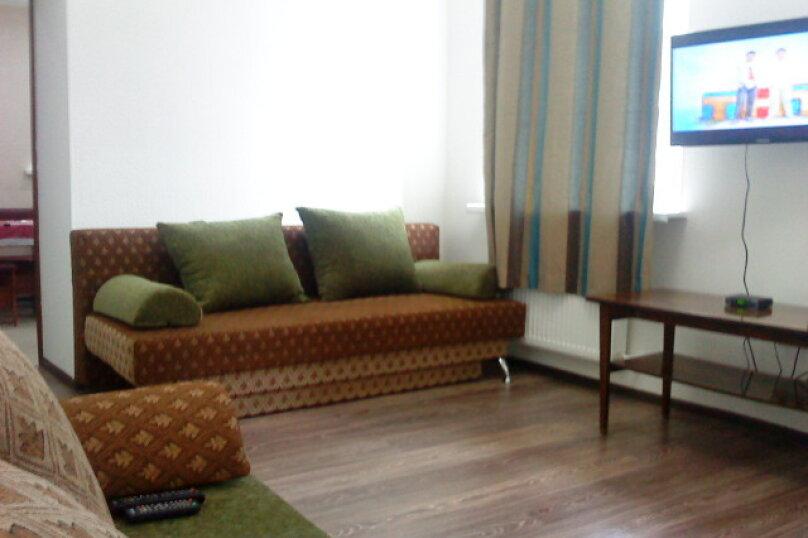 2-комн. квартира, 55 кв.м. на 6 человек, улица Богдана Хмельницкого, 21, Симферополь - Фотография 5