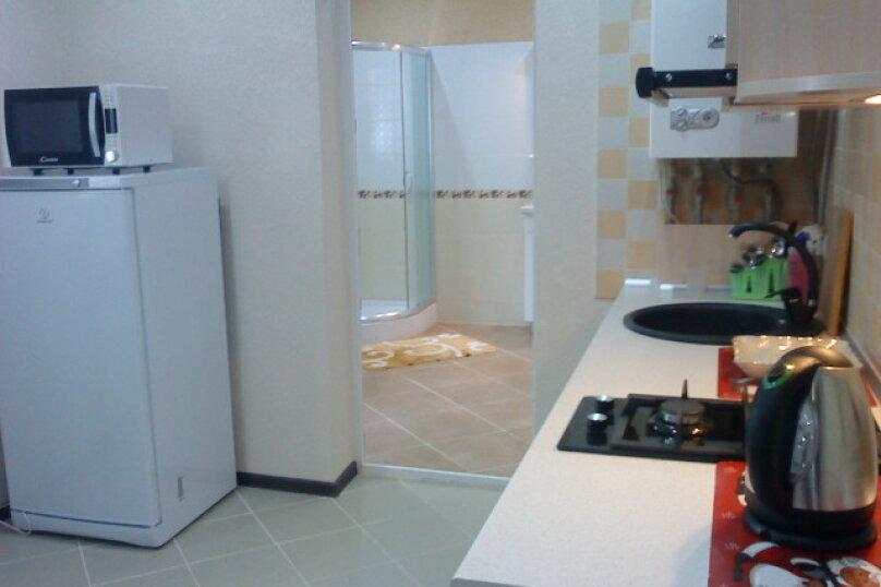 2-комн. квартира, 55 кв.м. на 6 человек, улица Богдана Хмельницкого, 21, Симферополь - Фотография 11