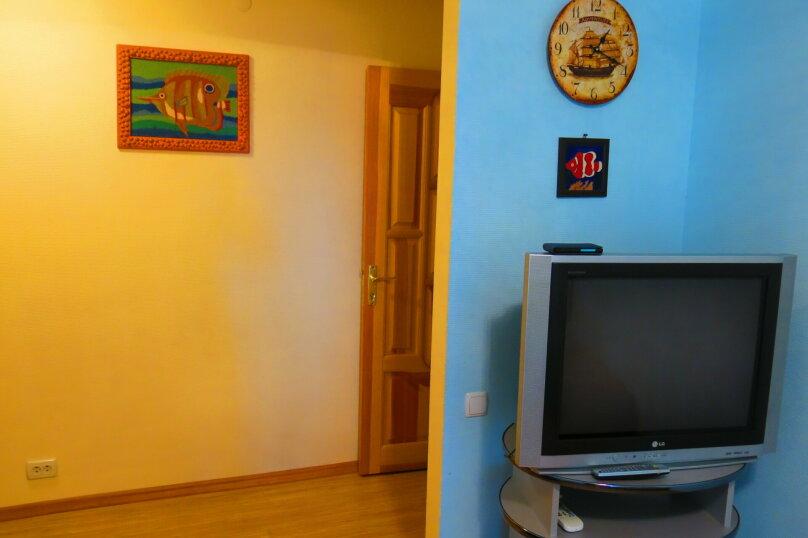 2-комн. квартира, 55 кв.м. на 5 человек, улица Сурикова, 10, Алупка - Фотография 14