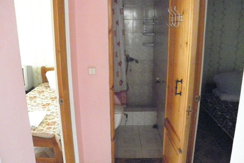 Отдых в Крыму, Гурзуф 2-я половинка, 140 кв.м. на 4 человека, 2 спальни, Пролетарская улица, 19, Гурзуф - Фотография 15