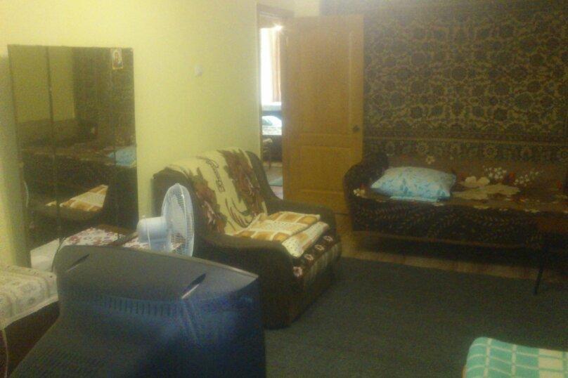 Коттедж, 50 кв.м. на 5 человек, 2 спальни, Заречная улица, 10, Алушта - Фотография 4