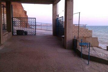 Эллинг двухкомнатный в 20 м от моря, 60 кв.м. на 6 человек, 2 спальни, Кооператив Якорь, 37, Николаевка, Крым - Фотография 1