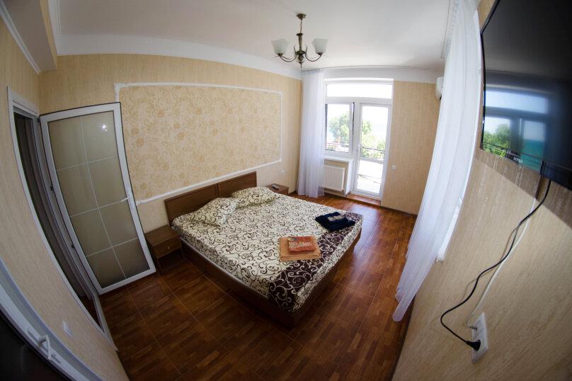4-х местный стандарт, Черноморская набережная, 2В, Феодосия - Фотография 1