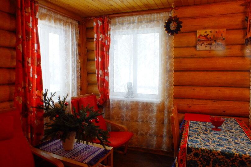 Отдых в коттеджах юксово, Георгиевская, 56, Подпорожье - Фотография 1