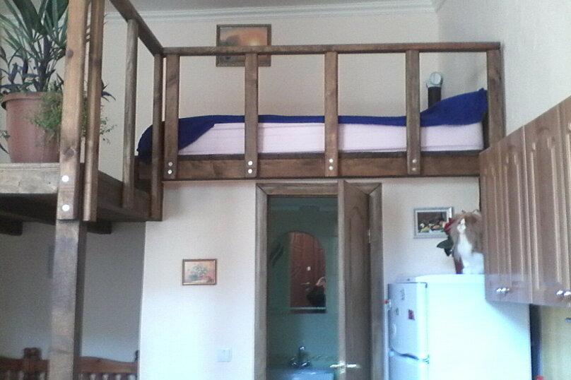 1-комн. квартира, 21 кв.м. на 4 человека, улица Розы Люксембург, 38, Алупка - Фотография 8