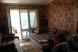 1-комн. квартира, 40 кв.м. на 4 человека, Кооператив Якорь, 26, Николаевка, Крым - Фотография 8