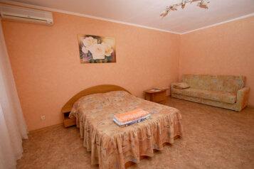 1-комн. квартира, 45 кв.м. на 3 человека, бульвар Старшинова, Динамо, Феодосия - Фотография 1