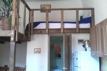 1-комн. квартира, 21 кв.м. на 4 человека, улица Розы Люксембург, 38, Алупка - Фотография 1