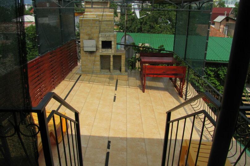 Трёхместный номер на третьем этаже повышенной комфортности , Консервный переулок, 6, Динамо, Феодосия - Фотография 12