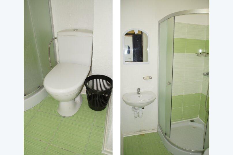 3х местный номер стандарт без кондиционера 1 этаж, Вишневая, 38, Евпатория - Фотография 3