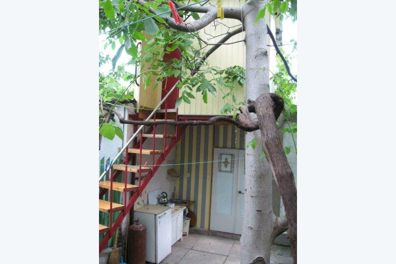 Домик на двоих с wi-fi и двориком, 20 кв.м. на 2 человека, 1 спальня, Предгорный переулок, 3, Мисхор - Фотография 12